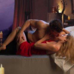 Красивый и романтичный секс
